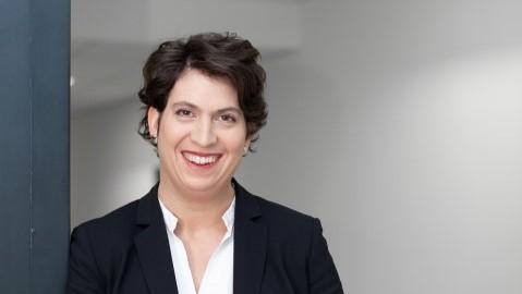 Portrait of Eva Schiessl-Foggensteiner