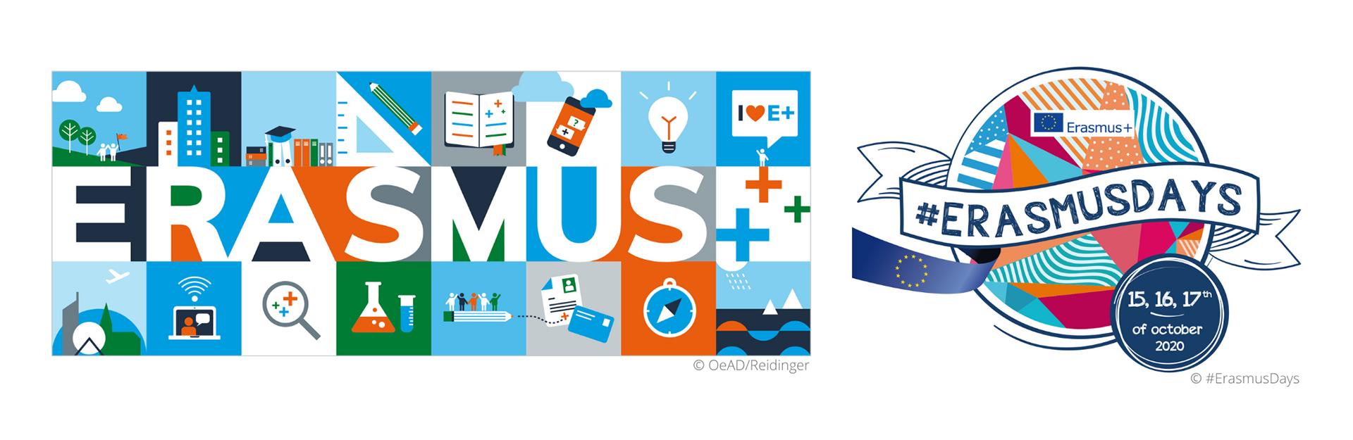 Logo Banner ERASMUS+
