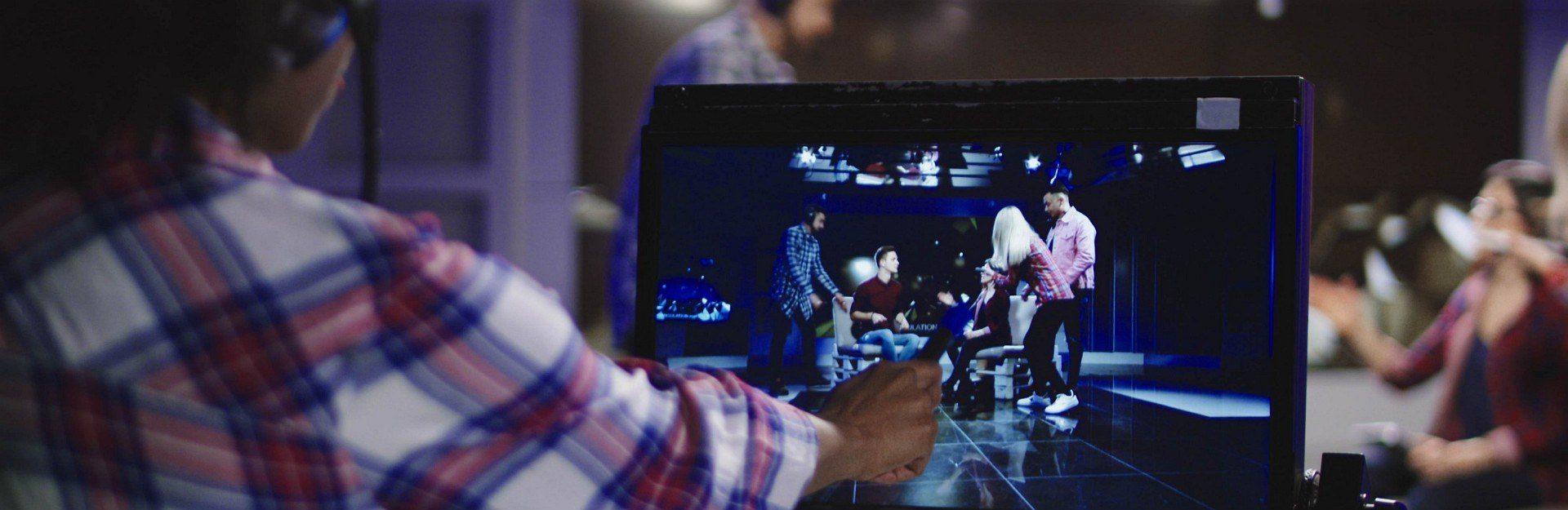 Bachelorstudium Film-, TV- und Medienproduktion an der FH des BFI Wien